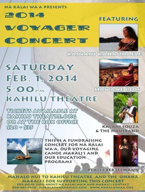 Voyager Concert