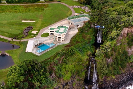 Waterfalling Estate