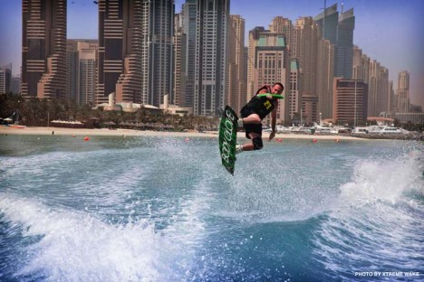 Photos courtesy of Xtreme Wake PJ Cutting– Dubai, www.xtremewakeuae.com and Centurion Boats, www.centurionboats.com